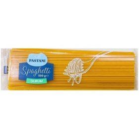 Pastani Spaghetti Durum – макаронные изделия (спагетти), 500 гр.