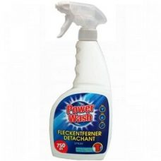 Power Wash Detachant Fleckentferner – пятновыводитель для тканей, 750 мл.