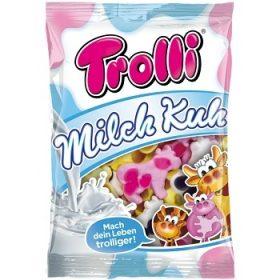 Trolli Milch Kuh– желейные конфеты с молочным вкусом, 200 гр.