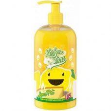 W5 Kitchen Stars Lemon – моющее для детской посуды и игрушек, 500 мл.