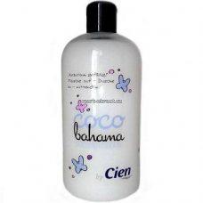 Cien Shower Cream Coco Bahama – крем-гель для душа (кокос), 500 мл.