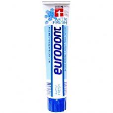 Eurodont Active Fresh – зубная паста с освежающим эффектом, 125 мл.