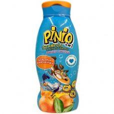 Pinio 2in1 Mandarynka – детский шампунь и гель для душа, 500 мл.