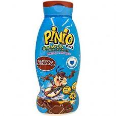 Детский шампунь Pinio 2in1 Czekolada