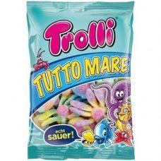 Trolli Tutto Mare– желейные конфеты (кисло-сладкие), 200 гр.