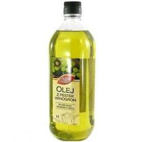 Sottile Gusto Olej z Pestek – масло из виноградных косточек, 1000 мл.