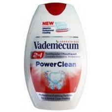 Vademecum Power Clean – гигиеническая зубная паста, 75 мл.