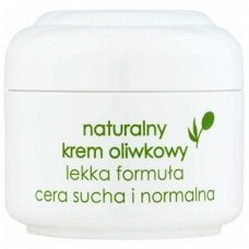 Ziaja Naturalny Krem – крем для лица (легкая формула), 50 мл.