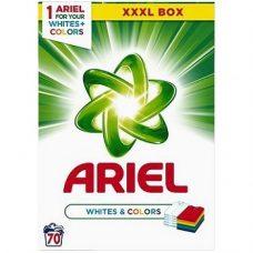 Ariel Whites & Colors – универсальный стиральный порошок, 5.25 кг.