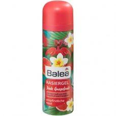 Balea Rasiergel Pink Grapefruit – женский гель для бритья, 150 мл.