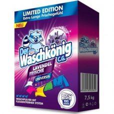 Der Waschkonig Universal – универсальный стиральный порошок, 7.5 кг.