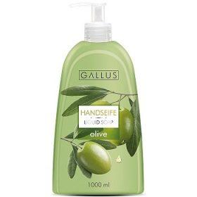 Gallus Olive – жидкое мыло для рук, 1000 мл.