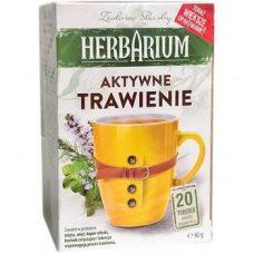 Herbarium Aktywne Trawienie – травяной чай для активного пищеварения, 20 шт.