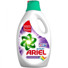 Ariel Colorwaschmittel Flussig – гель для цветного белья, 1300 мл.