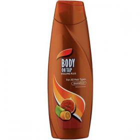 Body on Tap Volume Plus – шампунь для объема, 700 мл.