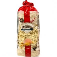 Dobrusia Makaron – яичные макароны (лапша), 250 гр.