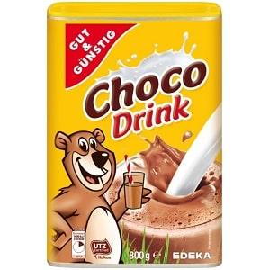 Gut & Gunstig Choco Drink – шоколадный напиток, 800 гр.