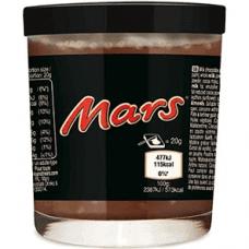 Mars – шоколадно-карамельная паста, 200 гр.