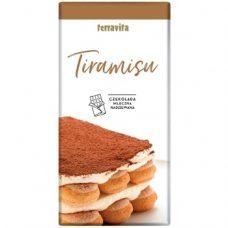 Terravita Tiramisu – молочный шоколад с тирамису, 100 гр.