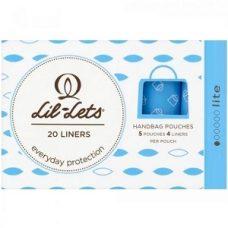 Lil-Lets Everyday Protection – дышащие гигиенические прокладки, 20 шт.