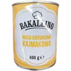 Bakallino Masa Krowkowa Kajmakowa – сгущенное молоко с карамелью, 400 гр.