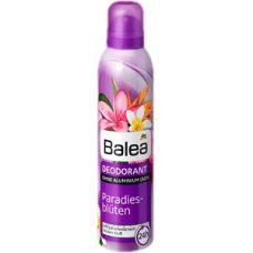 Balea Deodorant Paradies-Bluten – женский дезодорант-спрей (тропические цветы), 200 мл.