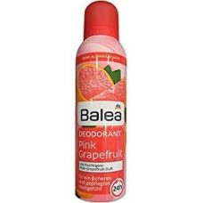 Balea Deodorant Pink Grapefruit – женский дезодорант-спрей (грейпфрут), 200 мл.