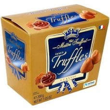 Maitre Truffout Classic Truffles – шоколадные конфеты (трюфели), 200 гр.