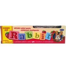 Mattes Rabbit – детская зубная паста + щетка (от 4 лет), 45 мл.