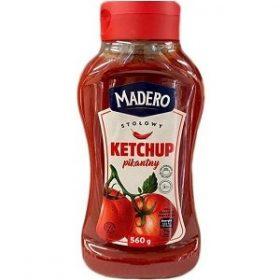 Madero Ketchup Pikantny– острый томатный кетчуп, 560 гр.